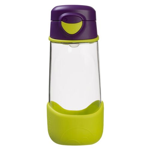 B.Box Sport Spout Bottle 450ml Passion Splash