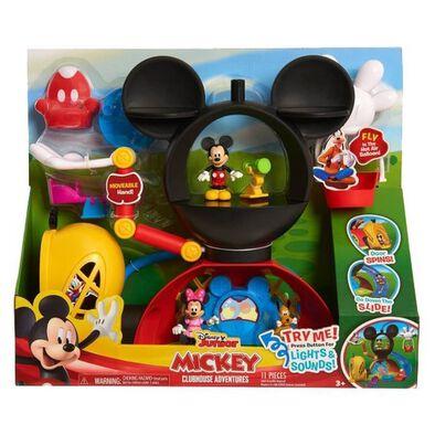 Disney Junior Mickey Clubhouse Adventures