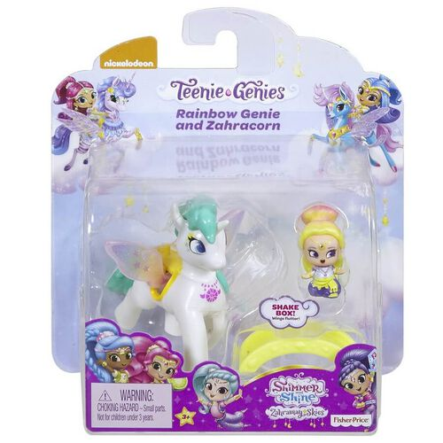 Shimmer and Shine Teenie Genies Pack