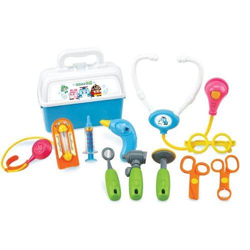 Robocar Poli Little Doctor Playset