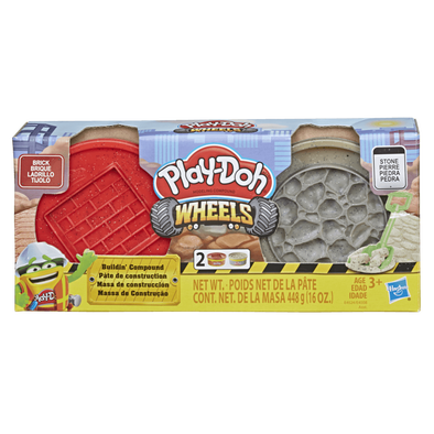 Play-Doh Building Compound - Assorted