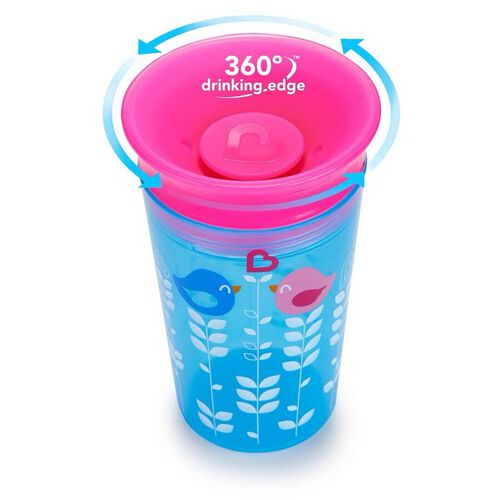 Munchkin Miracle 360 Degrees Deco Sippy Cup - Assorted