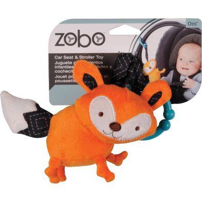 Zobo Stroller Toy - Fox