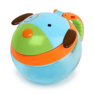 Skip Hop Zoo Snack Cup Dog