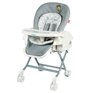 Baby Star Emoji Swing Highchair