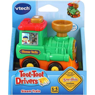Vtech Toot Toot Hot Rod