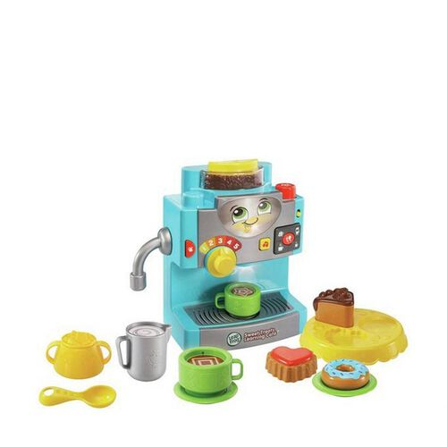 LeapFrog Sweet Treats Learning Coffee Maker