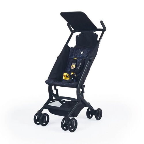 Cocolatte x Emoji Minima Baby Stroller With Carrying Bag