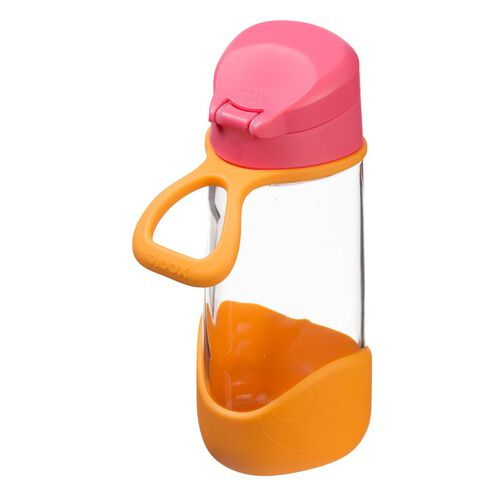 B.Box Sport Spout Bottle 450ml Strawberry Shake