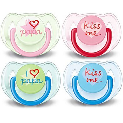 Philips Avent Orthodontic BPA-Free Soother (172/70)