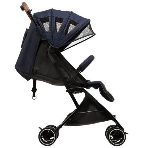 Bonbijou Luke Mini Stroller With Carry Bag Blue