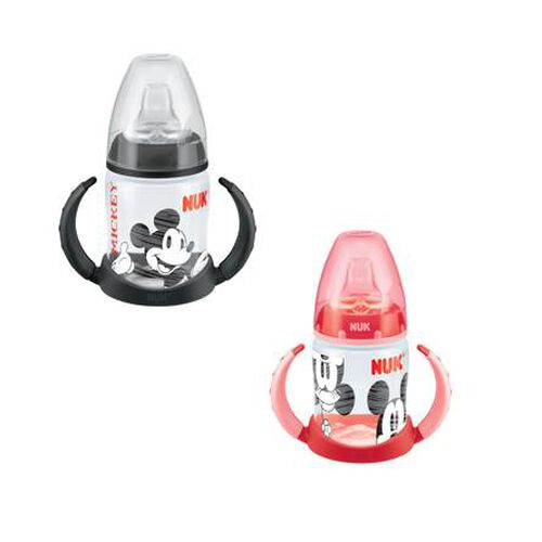 Nuk Premium Choice Disney Mickey Learner Bottle 150ml With Soft Silicone Spout