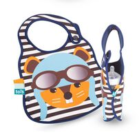 toTs by smarTrike Bibs/ Bottle Holder Squirrel