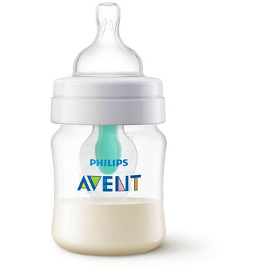 Philips Avent PP Bottles With Airfree Vent 125ml