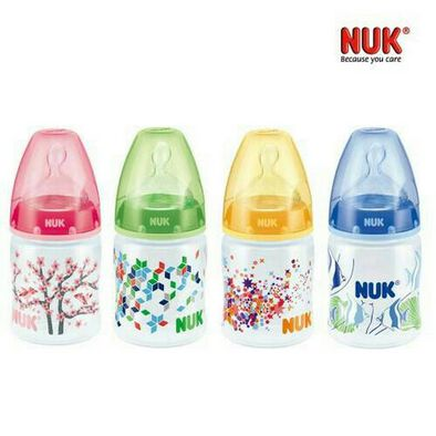 Nuk Polypropylene Bottle 150ml - Assorted