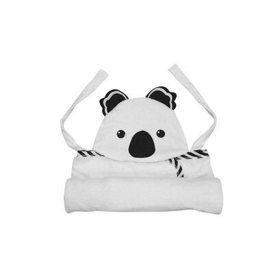 toTs by smarTrike Bamboo Extra Large Hooded Towel (Koala)