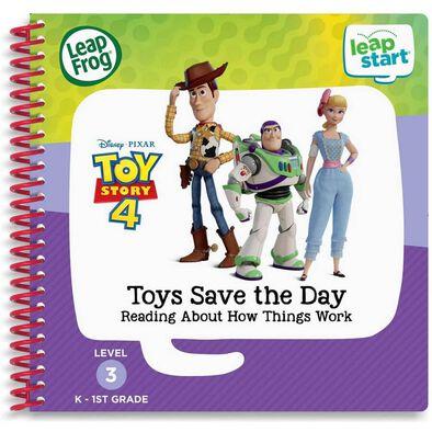 LeapFrog LeapStart Toy Story Book