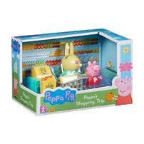 Peppa Pig Shopping Trip Playset