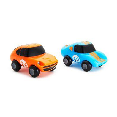 Munchkin 2-Pack Magnet Motors Blue
