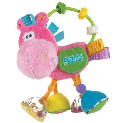 Playgro Toy Box Clopette Activity Rattle - Assorted