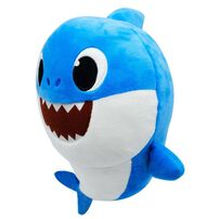 Pinkfong Shark Family Sound Doll Father Shark