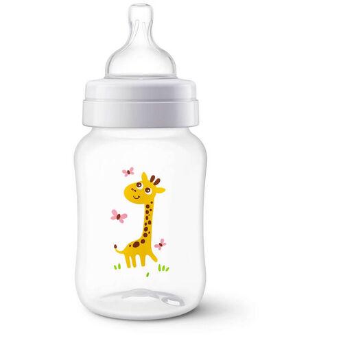 Philips Avent Anti Colic Bottle 260ml Giraffe