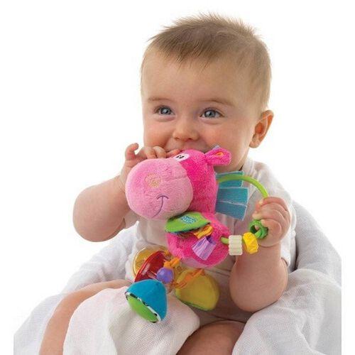 Playgro Toy Box Clopette Activity Rattle