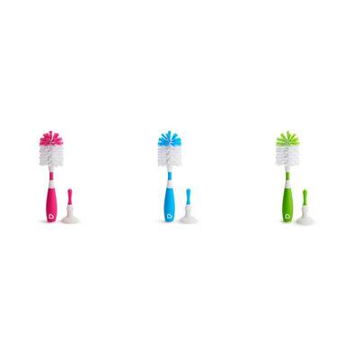 Munchkin Bristle Bottle Brush - Assorted
