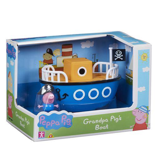 Peppa Pig Grandpa Big Boat
