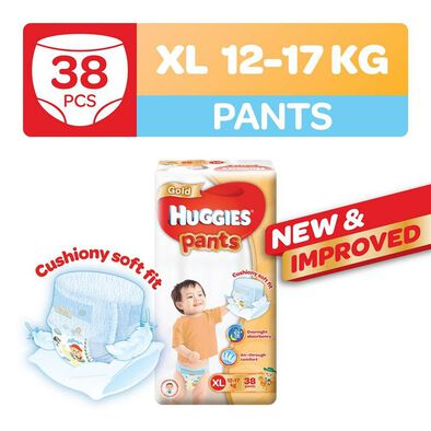 Huggies Gold Pants XL