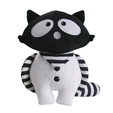 toTs by smarTrike Bamboo Raccoon Doll
