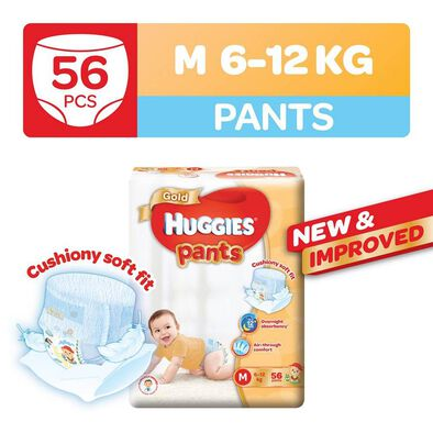Huggies Gold Pants M