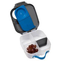 B.Box Mini Lunchbox Blue Slate