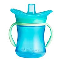 The First Years Teethe-Around Trainer Cup 7oz - Blue