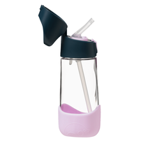B.Box Tritan Drink Bottle Indigo Rose 450ml