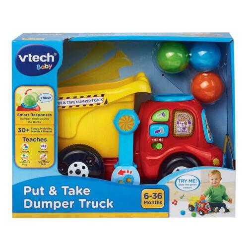 Vtech Put N Take Dumper Truck