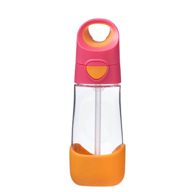 B.Box Tritan Drink Bottle 450ml Strawberry Shake