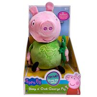 Peppa Pig Feature Soft Toy - Assorted