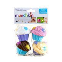 Munchkin 4 Pack Cupcake Squirts