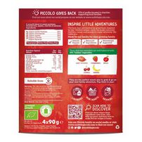 Piccolo Organic Red & Go 4 Pack