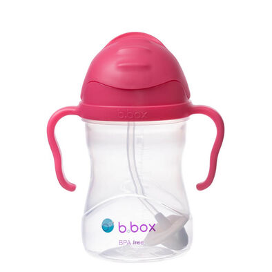 B.Box Sippy Cup 8oz Raspberry