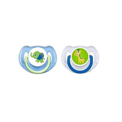 Philips Avent Soother Fashion Mixed 6-18M - Assorted