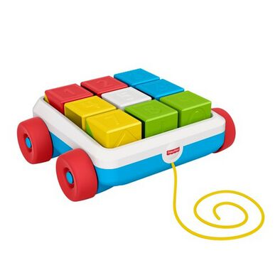 Fisher-Price Infant Activity Block Cart