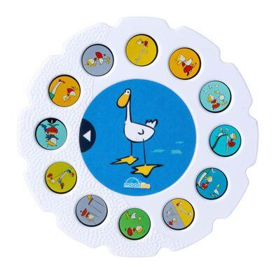 Moonlite Story Reel Goose