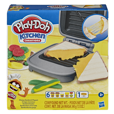 Play-Doh Cheesy Sandwich Playset