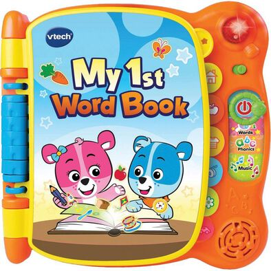 VTech My 1st Word Book