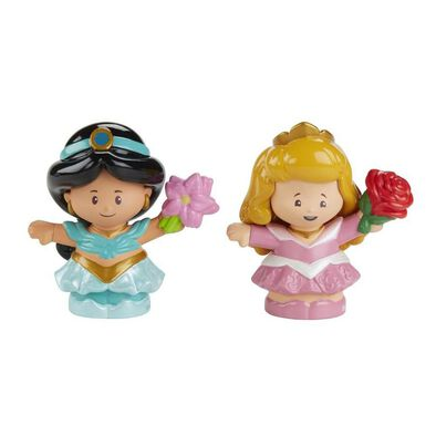 Fisher-Price Little People Disney Princess Figure 2 Pack - Assorted