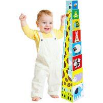 Little Hero Nesting Cubes 8 Pieces Set