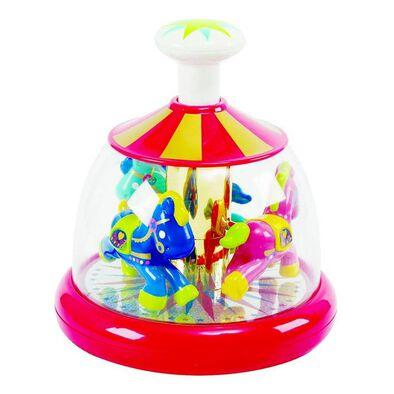 BRU Push N Spin Carousel