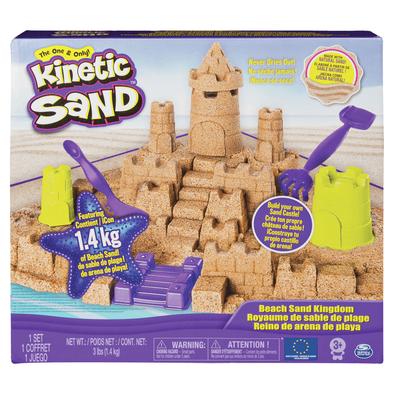 Kinetic SandBeachSandKingdom